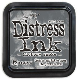 Distress Ink - Hickory Smoke