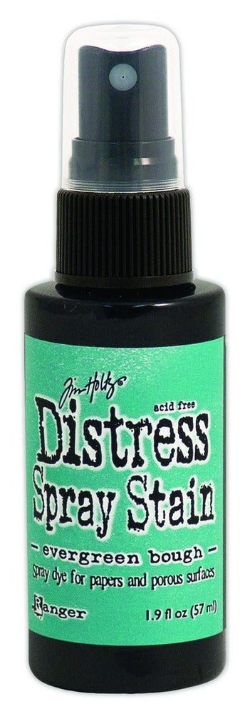 Distress Spray Stain - Evergreen Bough