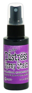 Distress Spray Stain - Seedless Preserves
