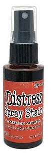 Distress Spray Stain - Crackling Campfire * NEW *