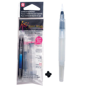 Koi Water Brush, 4ml Tank - Medium Brush