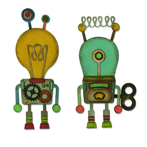 Tim Holtz Thinlit - Robotic