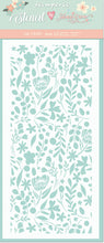 Stamperia - Stencil - Love Story Small Flowers