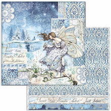 Stamperia - 12x12 Paper Pack - Winter Tales