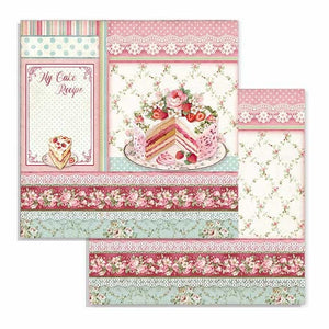 Stamperia - 12x12 Paper Pack - Sweety