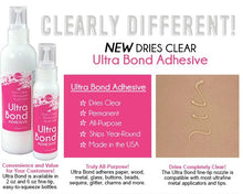 iCraft  Dries Clear Permanent - Ultra Bond Glue 6oz