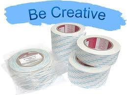 Be Creative Tape - 25MM x 25M
