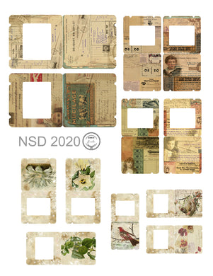 Large Negatives kit ~ by Nicole