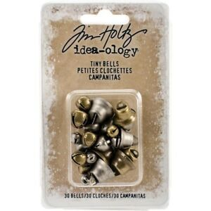 Tim Holtz - Idea Ology - Tiny Bells