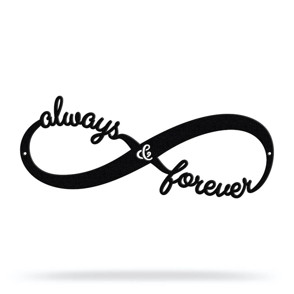 Always & Forever Infinity