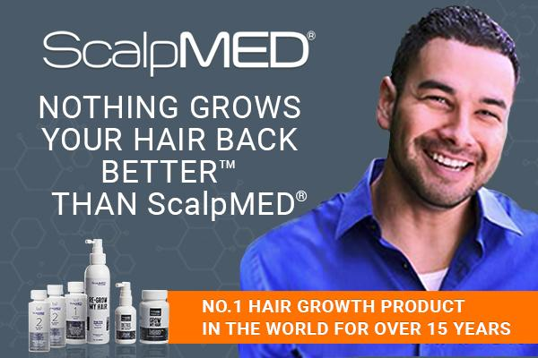 Scalp Med Hair Growth Product Receives New U.S. Patent