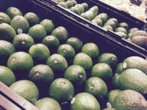 avocados for hair health