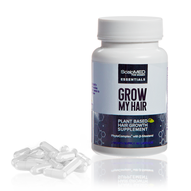 GROW MY HAIR (Hair Growth Supplement) FOR WOMEN For Women Scalp Med
