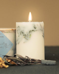 "Vela Perfumada ""Parsley, Sage, Rosemary & Thyme"" Grande"