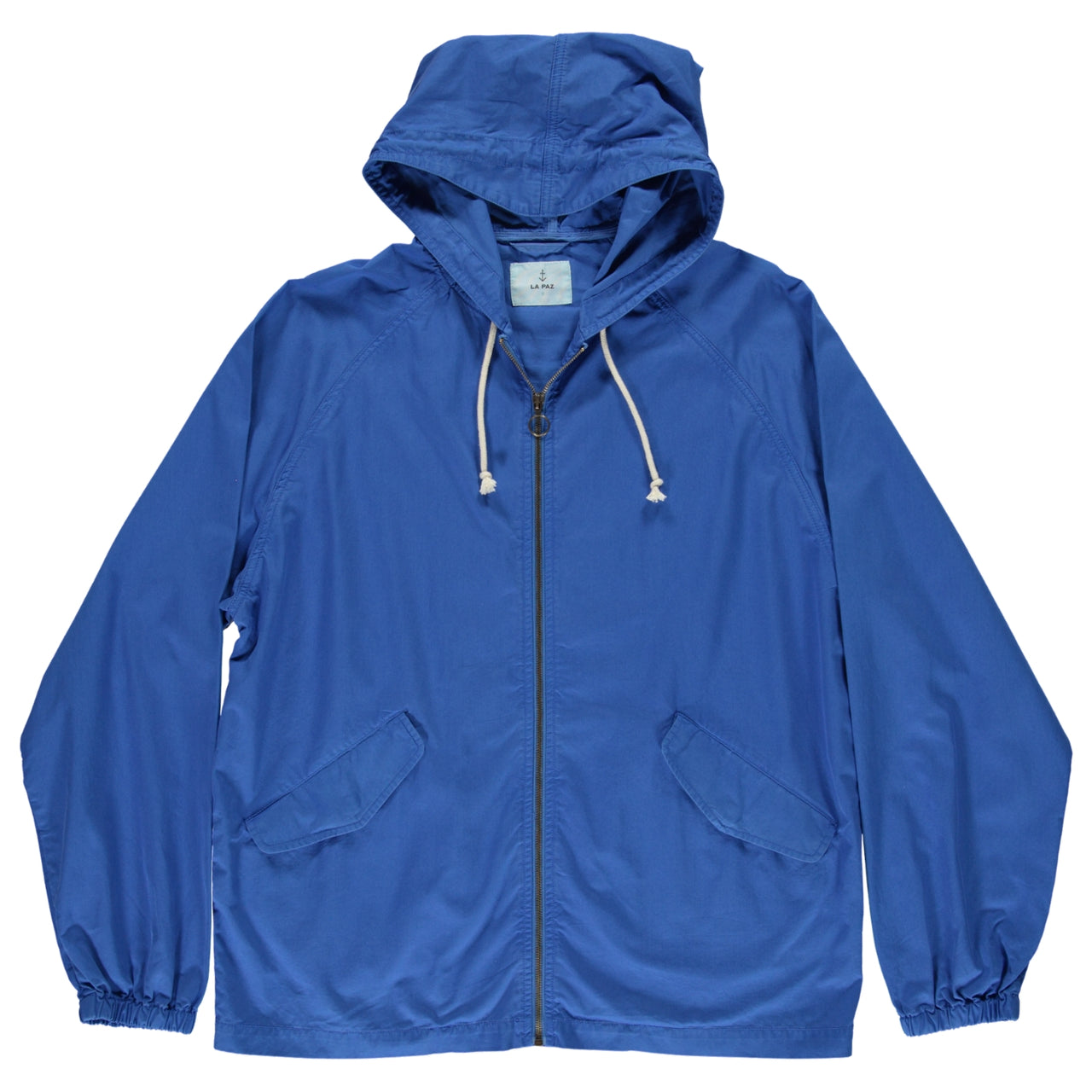 Fontes Sailing Jacket Blue