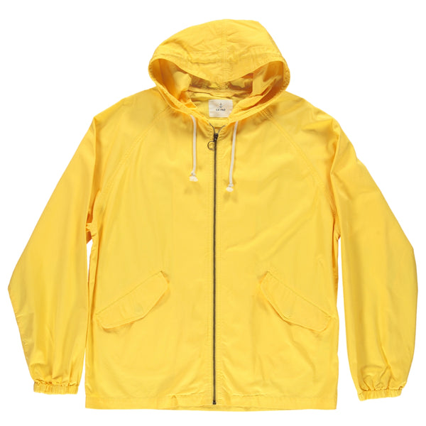 Fontes Sailing Jacket Yellow - Just the Sea by SEA LOVERS
