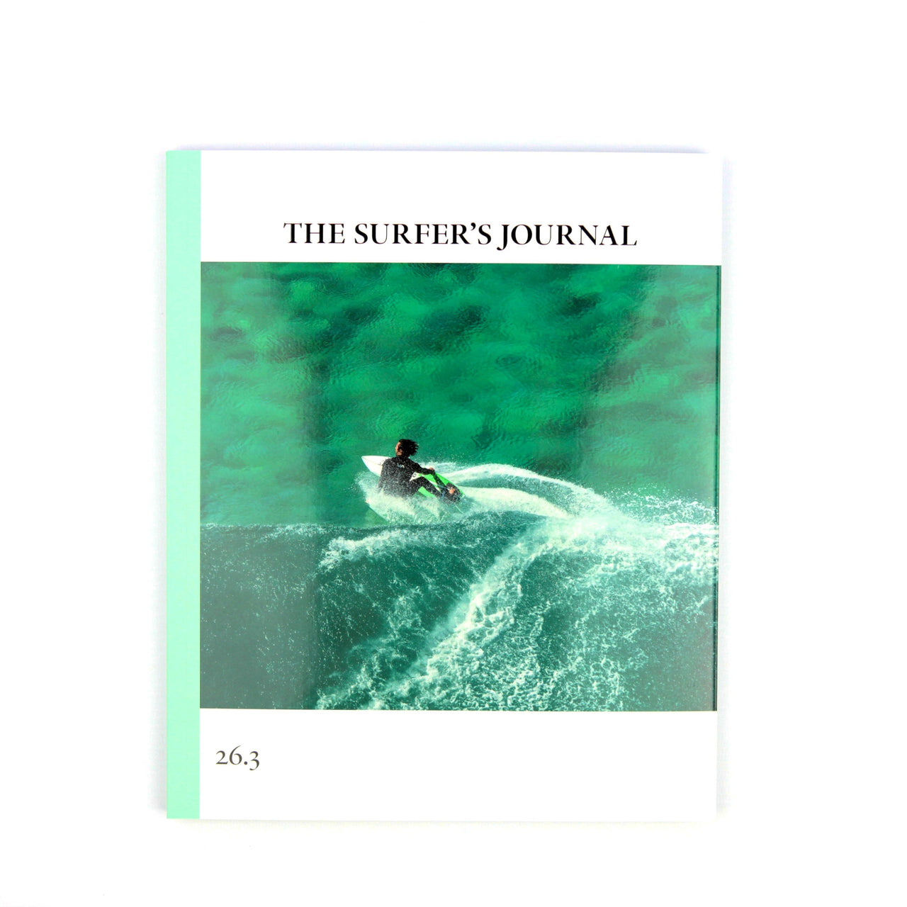 The Surfer's Journal 26.3 - Just the Sea by SEA LOVERS