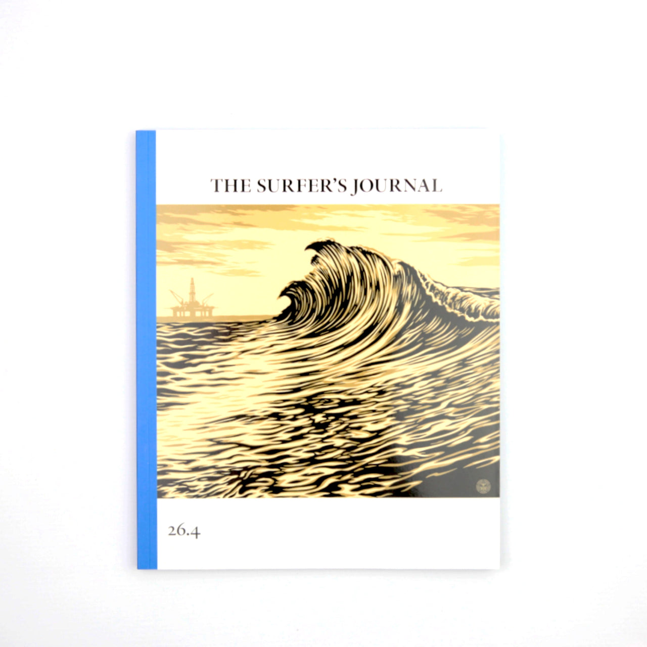 The Surfer's journal 26.4 - Just the Sea by SEA LOVERS