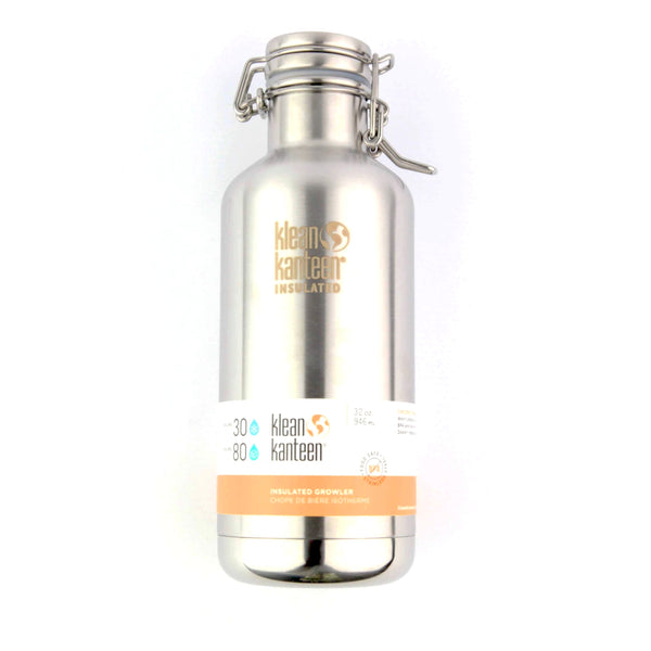 Botella térmica, Insulated Growler 32 oz (946 ml)