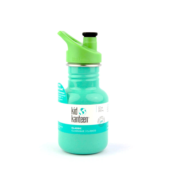 Kind classic Mediterráneo con Sport Cap 12oz (355ml) - Just the Sea by SEA LOVERS