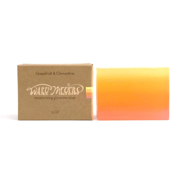 Grapefruit & Clementine soap - Just the Sea by SEA LOVERS