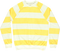 Sweatshirt Yellow stripes