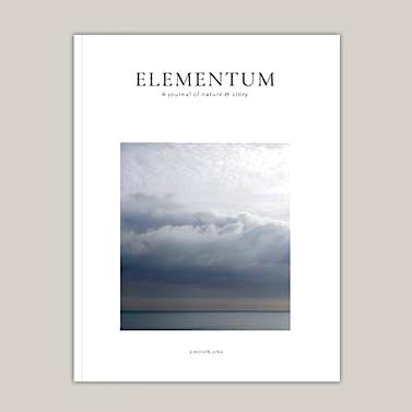 Elementum journal,  Edition 1 - Just the Sea by SEA LOVERS