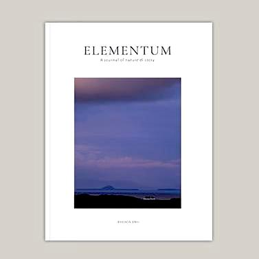 Elementum journal, Edition 2 - Just the Sea by SEA LOVERS