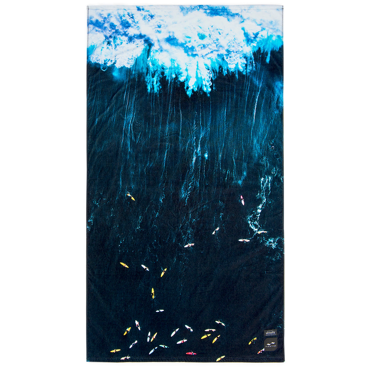 Waimea towel - Just the Sea by SEA LOVERS