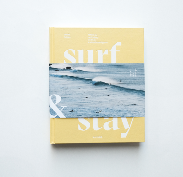 Surf & Stay, guía visual de viaje - Just the Sea by SEA LOVERS