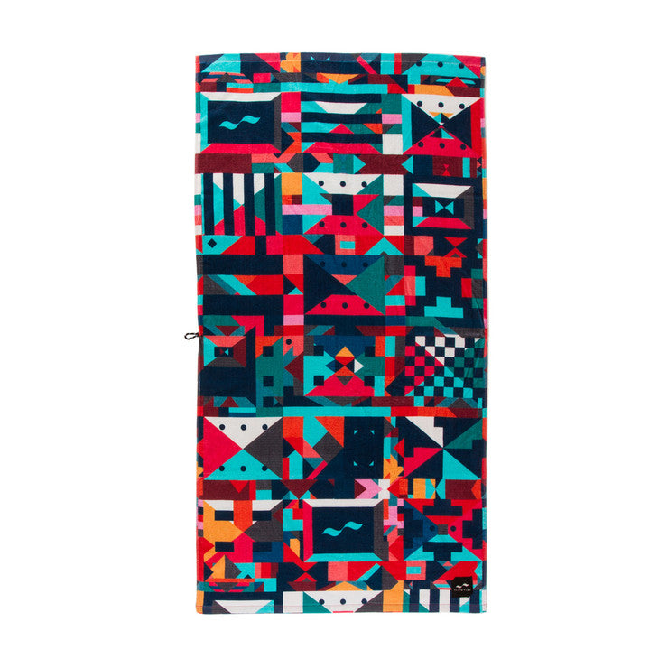 Rubik towel - Just the Sea by SEA LOVERS