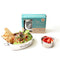 Lunchbox Oval and Snack Cup - Just the Sea by SEA LOVERS