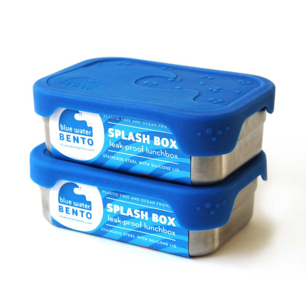 Splash Box Blue Water Bento - Just the Sea by SEA LOVERS