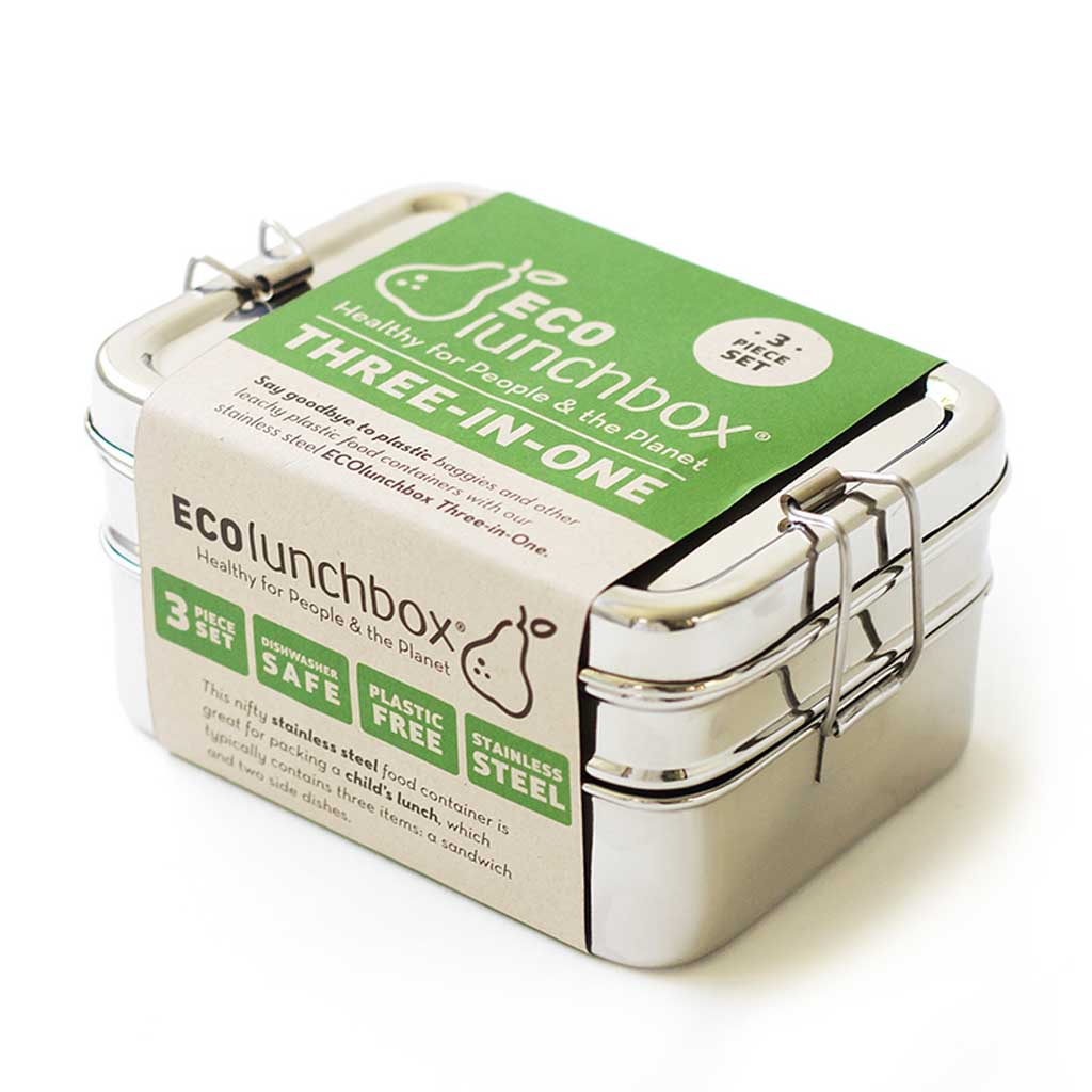 Three-in-One Classic Lunchbox - Just the Sea by SEA LOVERS