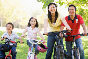 How to Make your Family Active?