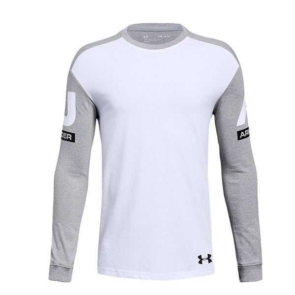 UNDER ARMOUR SPORTSTYLE LS CREW SHIRT
