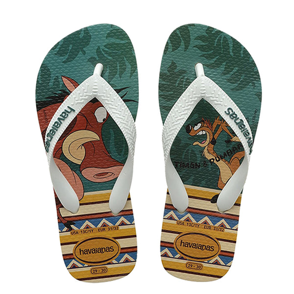 HAVAIANAS KIDS LION KING TIMON & PUMBAA