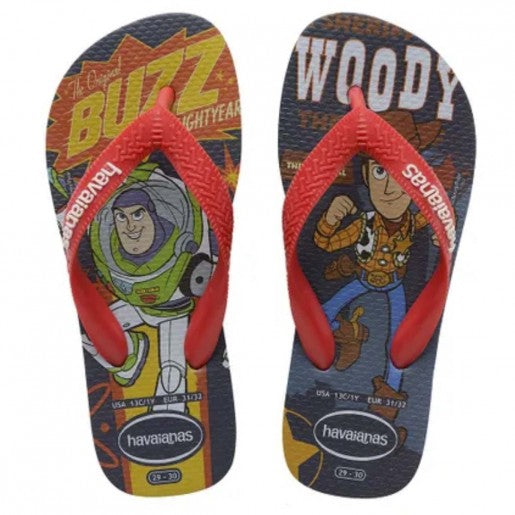 HAVAIANAS KIDS WOODY AND BUZZ