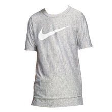NIKE CORE SS PERFORMANCE TOP HEATHER