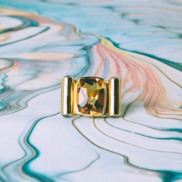 SATI SPACESHIP RING