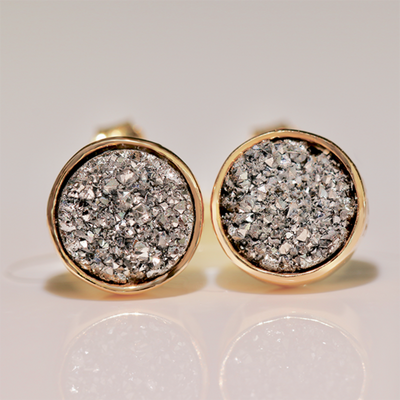 PARIS COLLECTION | THE MOON EARRINGS | 18K GOLD - MASISTES