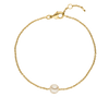 PEARL BRACELET |  JEWELRY:18K GOLD PLATED | PEARL BRACELET | MASISTES