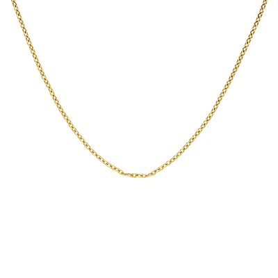 CHAIN NECKLACE |  JEWELRY:18K GOLD PLATED | CHAIN NECKLACE | MASISTES JEWELRY WOMEN