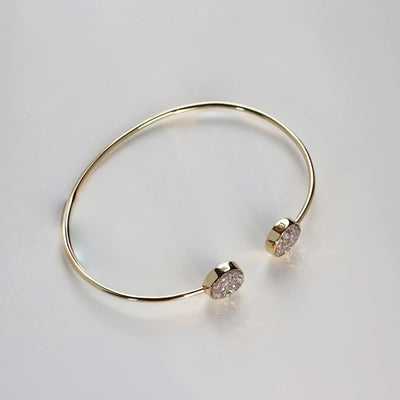 PARIS COLLECTION | THE MOON CUFF | 18K GOLD - MASISTES