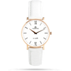 Classic En-Maille | ROSE GOLD / LEATHER / 36MM | Women's Watch