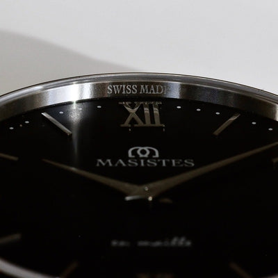 En Maille | men's watches | 36MM | STEEL-LEATHER-Men - MASISTES