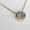 PARIS COLLECTION | THE MOON NECKLACE | 18K GOLD - MASISTES
