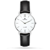 Classic En-Maille | SILVER  / LEATHER / 36MM | Women's Watch