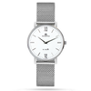 Classic En-Maille | SILVER / MESH / 36MM | Women's Watch, Ladies' watch