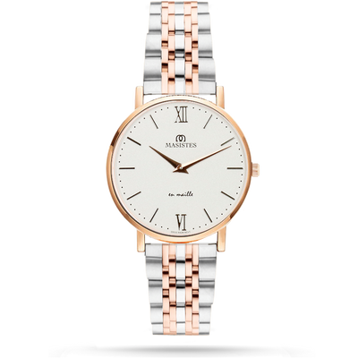Iconic Classic En-Maille | ROSE GOLD / MESH / 36MM | Women's Watch